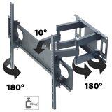 General Office Wandhalterung für Flachbild-TV, 94-177 cm (37-70 Zoll), VESA, 35 kg