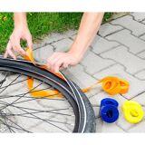 Pearl Pannenschutzeinlage für Fahrradreifen, 19 mm (gelb)