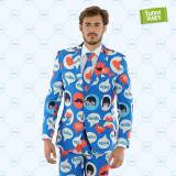 Funnysuits Britain Brits Carlton suit England UK 3-piece costume deluxe EU SIZES