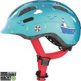 Abus Smiley 2.0 Kinder-Fahrradhelm // turquoise sailor M=50-55cm