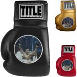 """Title Boxing Jumbo 26"""" Ali Picture Collectible Novelty Boxing Glove..."""