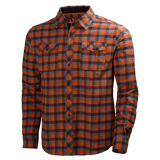 Hansen Helly Hansen Workwear camicia Vancouver controllo arancia scuro S