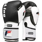 Fighting Sports Combat Sports S2 Gel boxe gants de sac Power - noir/blanc