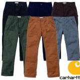 Carhartt pants double front work EB136
