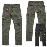 Alpha Patch di pantaloni teal Alpha industries