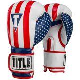 Title Boxing Titel Boxen infundiert Schaum bekämpfen USA Haken und Schleife Trai...