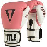 Title Boxing Gel World Bag Gloves - Pink S