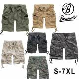 Brandit Herren Urban Legend Shorts woodland 4XL