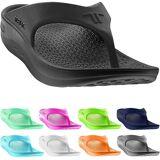 Telic Unisex Signature Style Arch Support Pain Relief Flip Flops Mi...