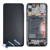 Huawei display LCD unit + frame for P smart 2019 Service Pack 02352...