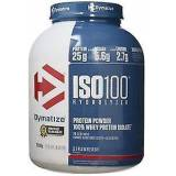 Dymatize Iso-100 Gourmet 2200 gr Strawberry
