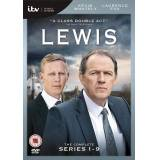 Lewis - Series 1-9 DVD Box Set 2015 ITV