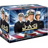 JAG Seasons 1-10 Complete DVD Box Set