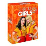 2 broke Girls: la serie completa 1-6 [DVD] [2017