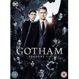 DC Comics GOTHAM stagioni 1-4 DVD Box Set