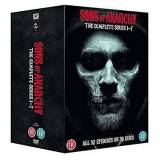 Sons Of Anarchy - complet saisons 1-7 DVD Box Set