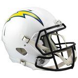 Riddell Casque de football replica du vitesse Riddell - NFL Los Angeles lot