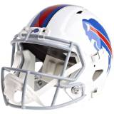 Riddell speed replica football helmet - NFL Buffalo Bills White