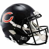 Riddell Casque de football replica du vitesse Riddell - NFL-Chicago Bears