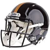 Riddell Revolution Original Helm - NFL Pittsburgh Steelers Schwarz