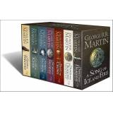A Song of Ice and Fire Books 7 Volumes Paperback