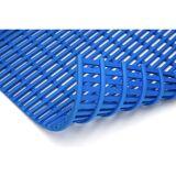 Bodenmatte, PVC-frei pro lfd. m blau, Breite 600 mm