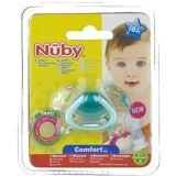 Nûby Nuby Geo Beruhigungssauger + 18 Monaten (Farbe und Motiv nicht wählbar)