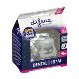 difrax® Scher - Dental - Glow in the Dark +18 Monate