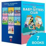 The Baby-Sitters Club Graphic Novels #1-7: A Graphix by Gale Galligan