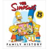 The Simpsons Family History by Matt Groening