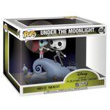 The Nightmare Before Christmas FUNKO POP Vinylfigur! -  The Nightmare Before Christmas Under the Moonlight Funko Pop Vinylfigur-multicolor - Offizieller & Lizenzierter Fanartikel - Offizieller & Lizenzierter Fanartikel