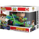 Toy Story FUNKO POP Vinylfigur! -  Toy Story Woody with RC POP! Funko Pop Vinylfigur-multicolor - Offizieller & Lizenzierter Fanartikel - Offizieller & Lizenzierter Fanartikel