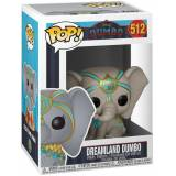 Dumbo FUNKO POP Vinylfigur! -  Dumbo Dreamland Dumbo Funko Pop Vinylfigur-multicolor - Offizieller & Lizenzierter Fanartikel - Offizieller & Lizenzierter Fanartikel