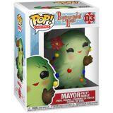 Peppermint Lane FUNKO POP Vinylfigur! -  Peppermint Lane Holiday - Mayor Funko Pop Vinylfigur-multicolor - Offizieller & Lizenzierter Fanartikel - Offizieller & Lizenzierter Fanartikel