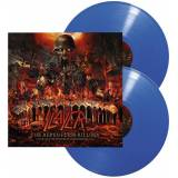 Slayer The repentless LP-blau