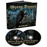 Grave Digger The living dead CD-multicolor