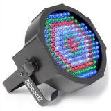 Beamz LED FlatPAR 154x 10mm RGBW IR-Fernbedienung