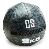 Capital Sports Restricamo Wall Ball Medizinball PVC 9kg Camouflage