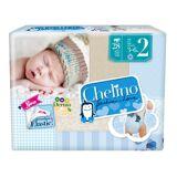 Attends GmbH Babywindeln Chelino T2 New Born (3-6 Kg) - PZN 11132957