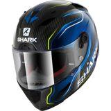 Shark Race-R Pro Carbon Guintoli Replica Blau XS