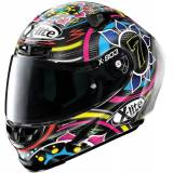 X-Lite X-803 RS Ultra Carbon Davies Helm Mehrfarbig S
