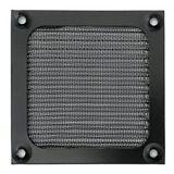 Alumino Fan Filter 120mm - black