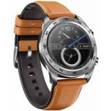 Honor Watch - Smartwatch - Silber/Braun