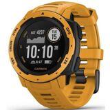 Garmin Instinct - Smartwatch - Gelb/Schwarz