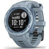Garmin Instinct - Smartwatch - Hellblau/Blau