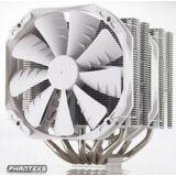 Phanteks PPH-TC14PE - Prozessorkühler - Silber