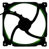 PHANTEKS PH-F140SP 140mm Lüfter grüne LED - schwarz/weiss