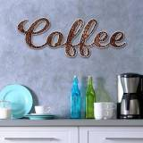 Crearreda Wandtattoo 3D Coffee