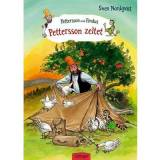 Oetinger Pettersson zeltet