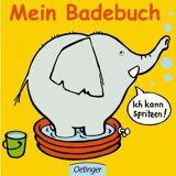 Oetinger Mein Badebuch - Mit lustiger Spritze